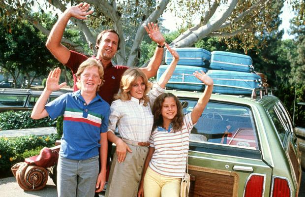 The Griswolds are ready to get away from it all. Are you?