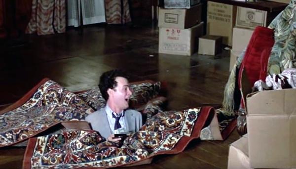 I feel your pain, Tom Hanks.