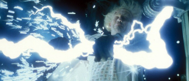 Doc Brown may have saved the future, but this is NOT the way to manage your energy...