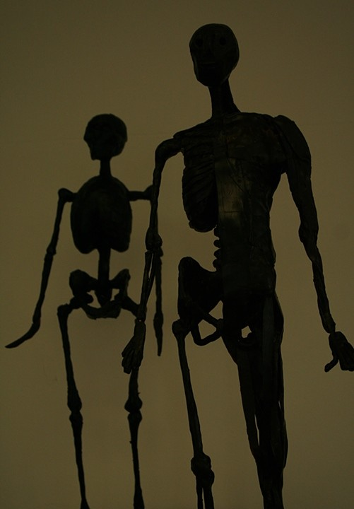 The Shadows Your Bones Cast - 1, 2003 Photographic archival color print,  17 x 11 inch.