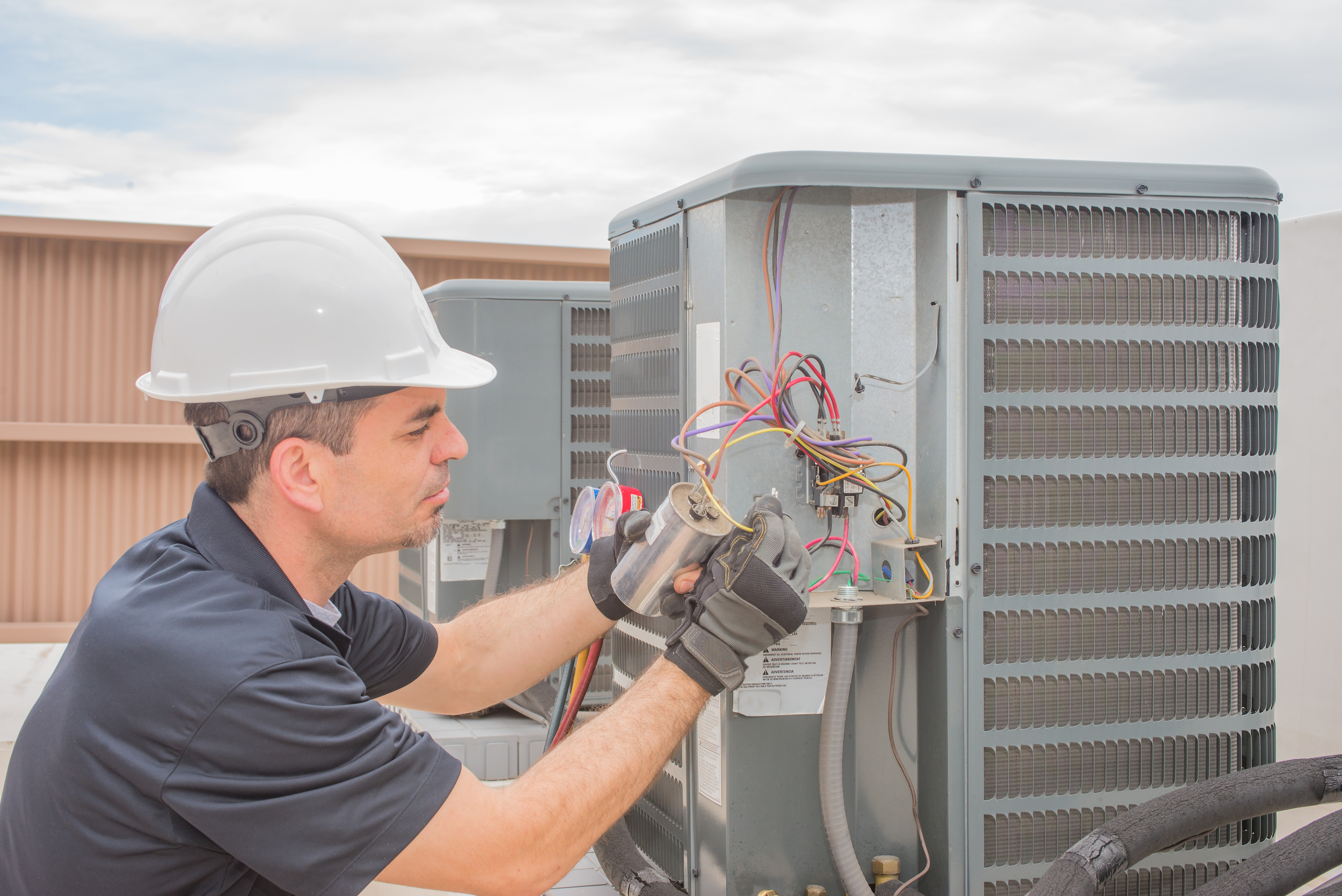 Commercial Heating and Air New Installation and Repair