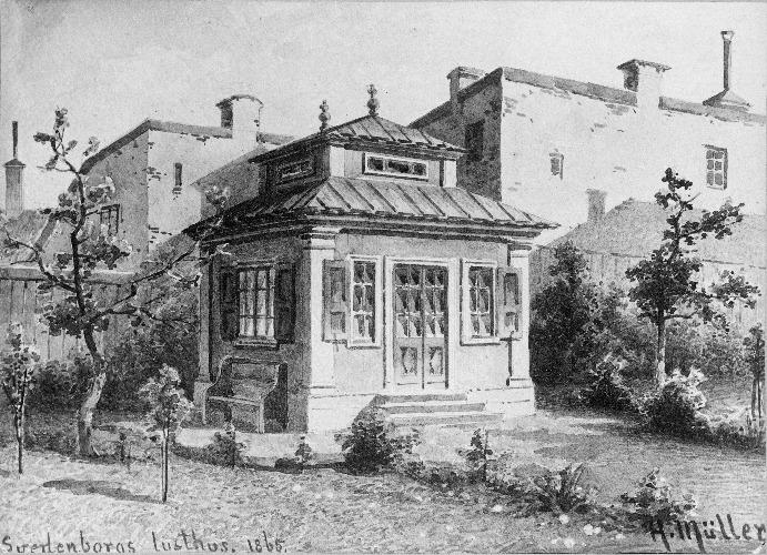 Summerhouse of Emanuel Swedenborg