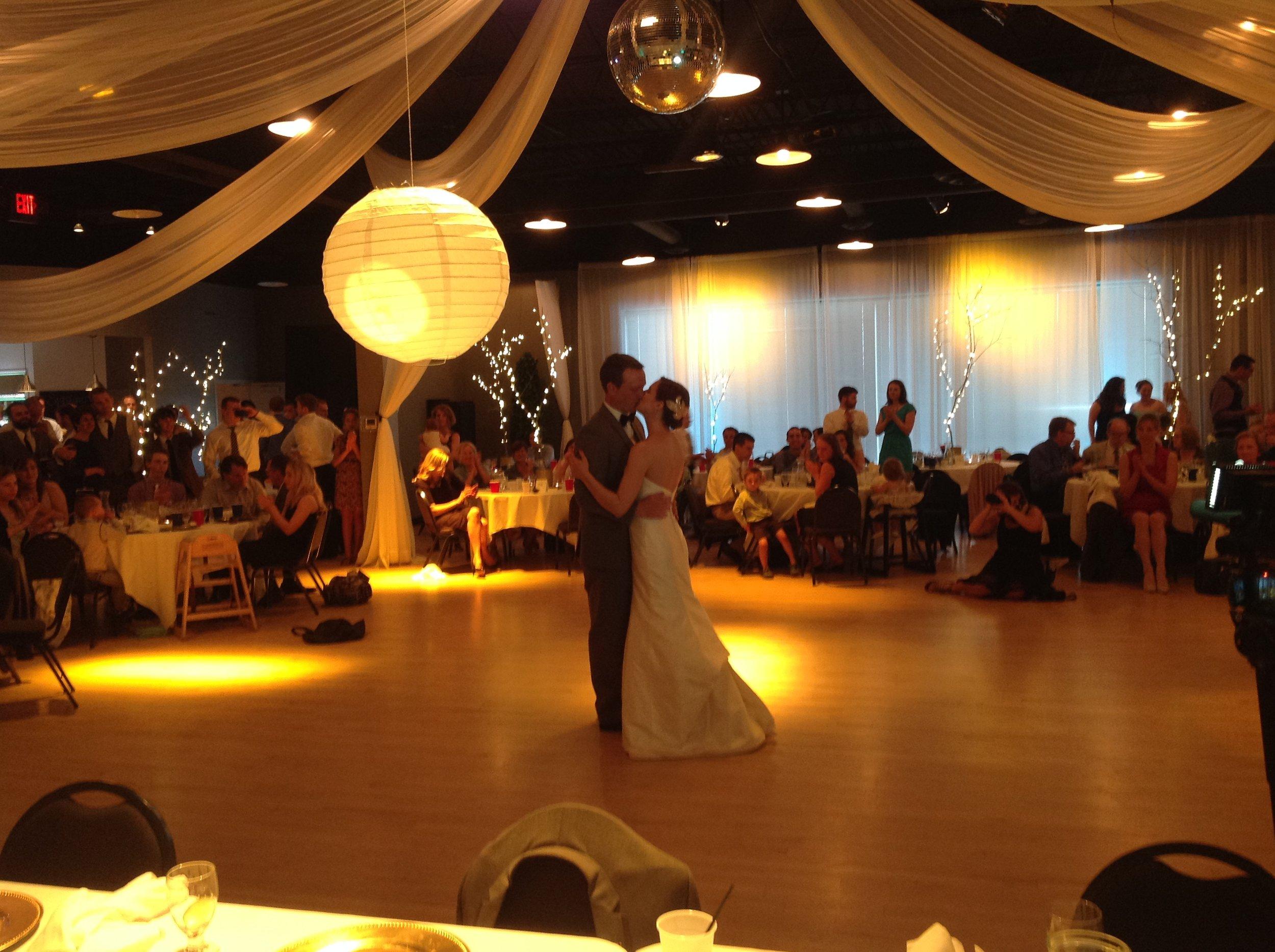 Midsummer Wedding Theme Grand Ballroom