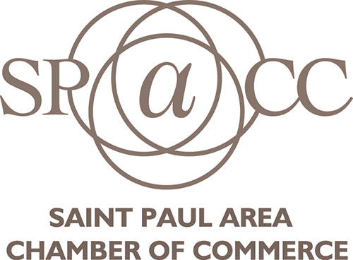 Saint Paul Area Chamber Of Commerce Logo.png