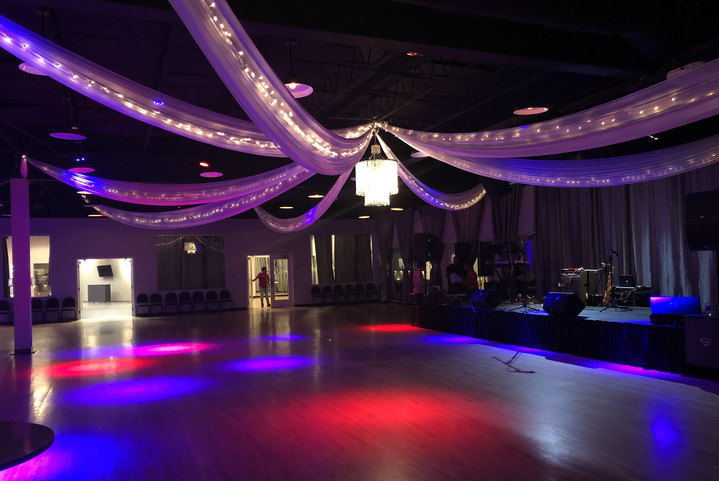 Midpointe Event Center Majestic Hall Concert Setup.jpg