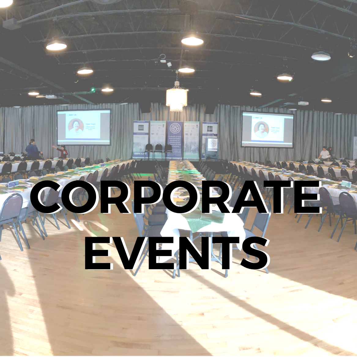 With a central Twin Cities venue location and plenty of free parking, the venue has many flexible policies and layout that are conveniently customizable for corporate meetings, banquets, trainings, annual meetings and much more   SEE MORE DETAILS >>