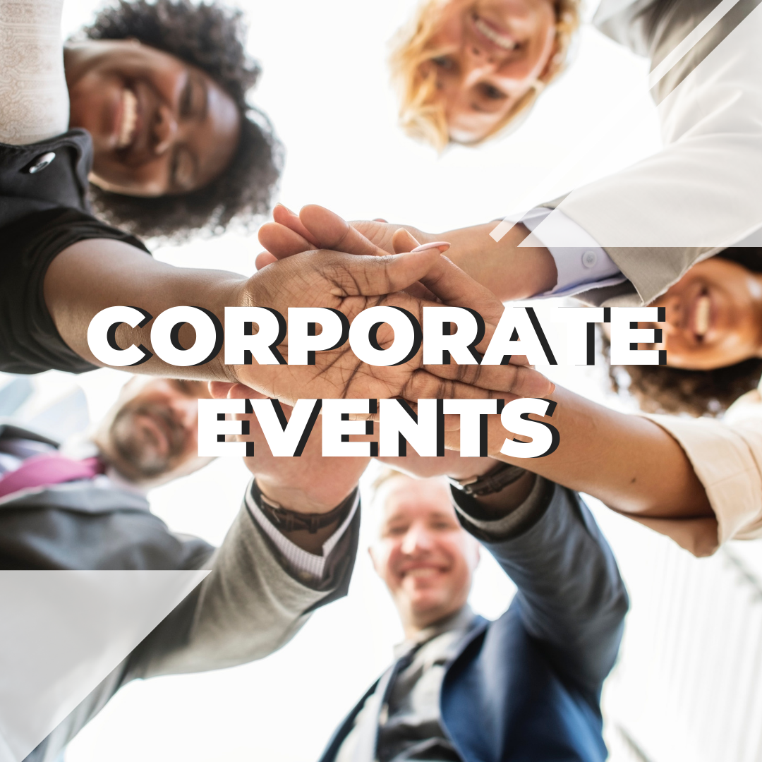 Off-Site Meetings, Employee Trainings, Networking Events and more…
