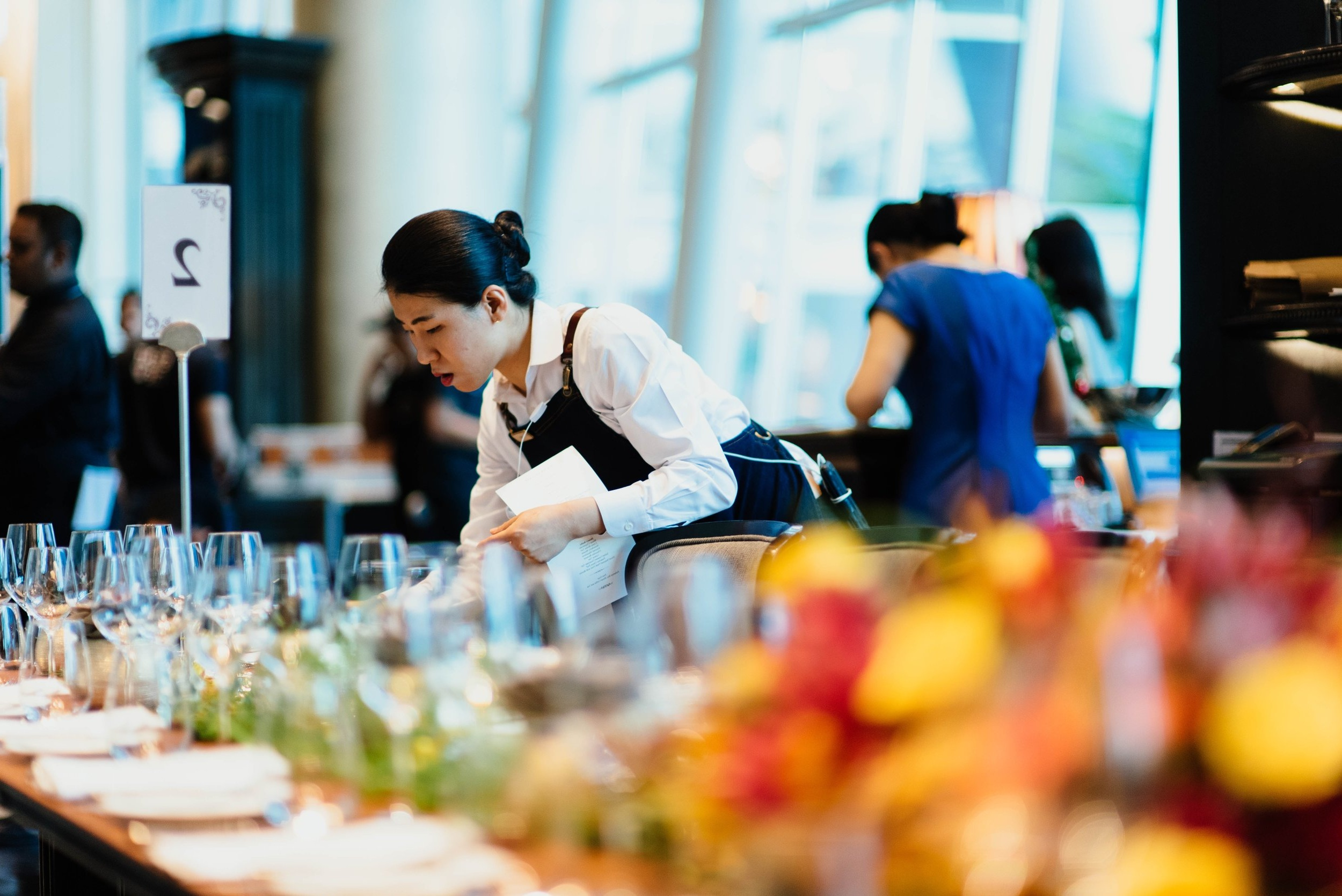 Catering & Beverage Your Way - Flexible Policies & Delicious Options When Dinner & Drinks Take Center Stage.