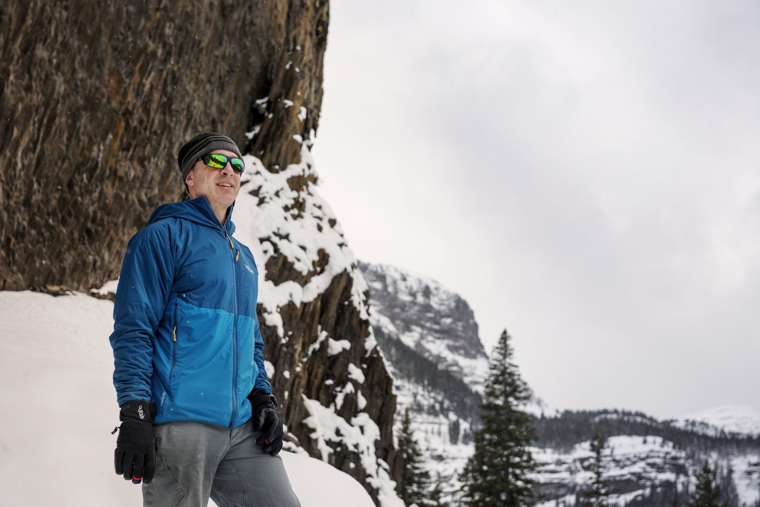 The RAB Alpha Direct Jacket