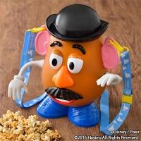 Mr. Potato Head Popcorn Bucket  2100 yen