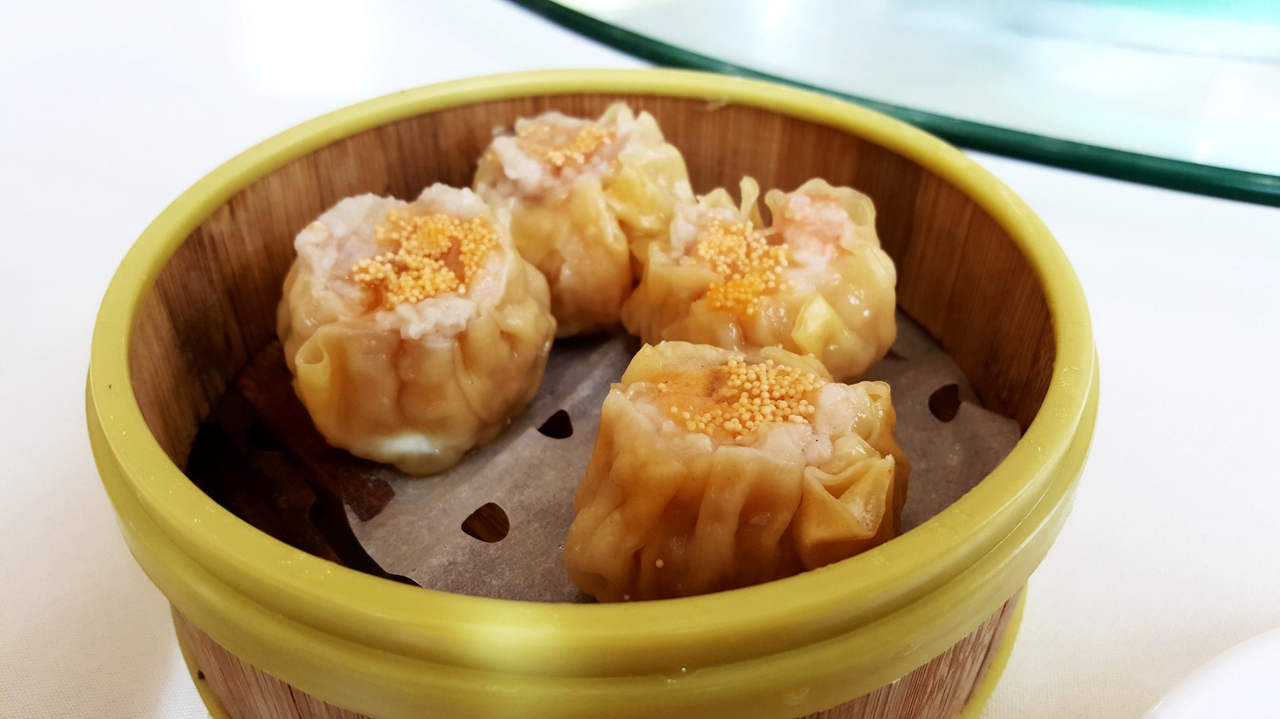 Shiu Mai (Shrimp & Pork)