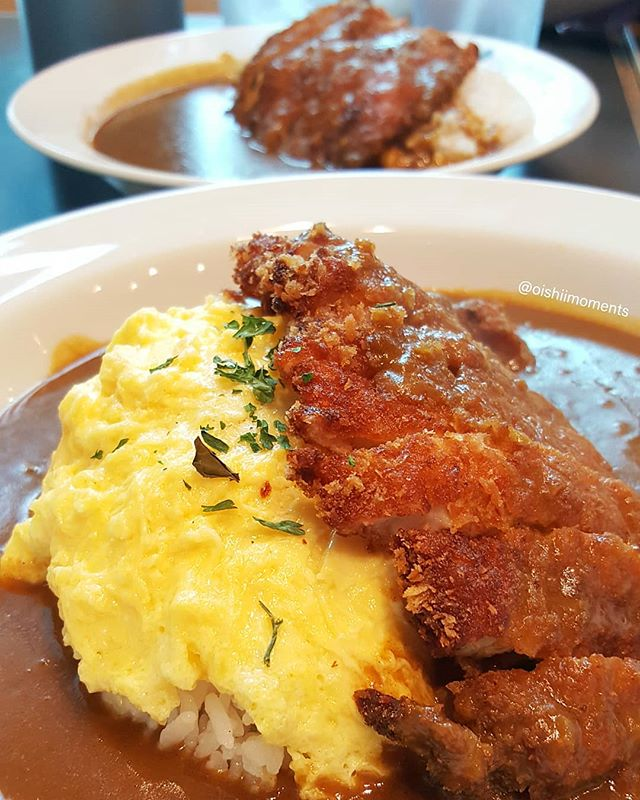 Coco because we love love love Coco! 😍 Who else feels the same way? The curry, toppings and katsu are beyond tasty. Coco is my favorite restaurant for Japanese curry.We always stop by whenever we spot one during our travels.