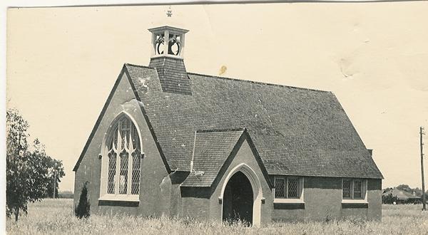 Christ Episcopal Church, Orange Avenue, c. 1915