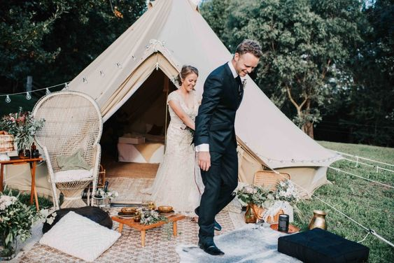 http://www.belltent.com.au/bell-tent-glamping-wedding-elopement-packages/