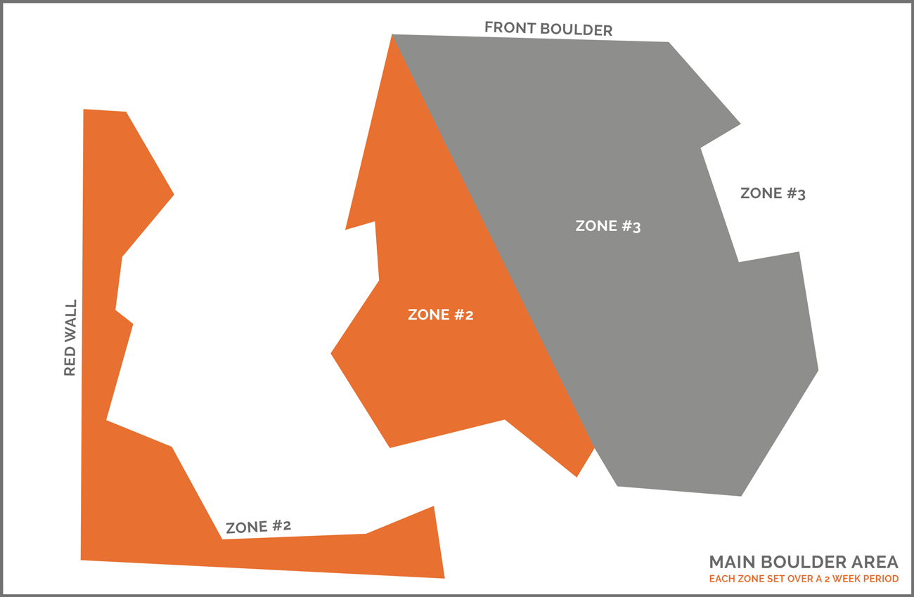 See the latest boulder route updates...