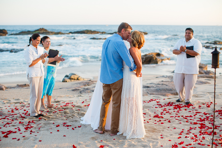 beach cabo ceremony