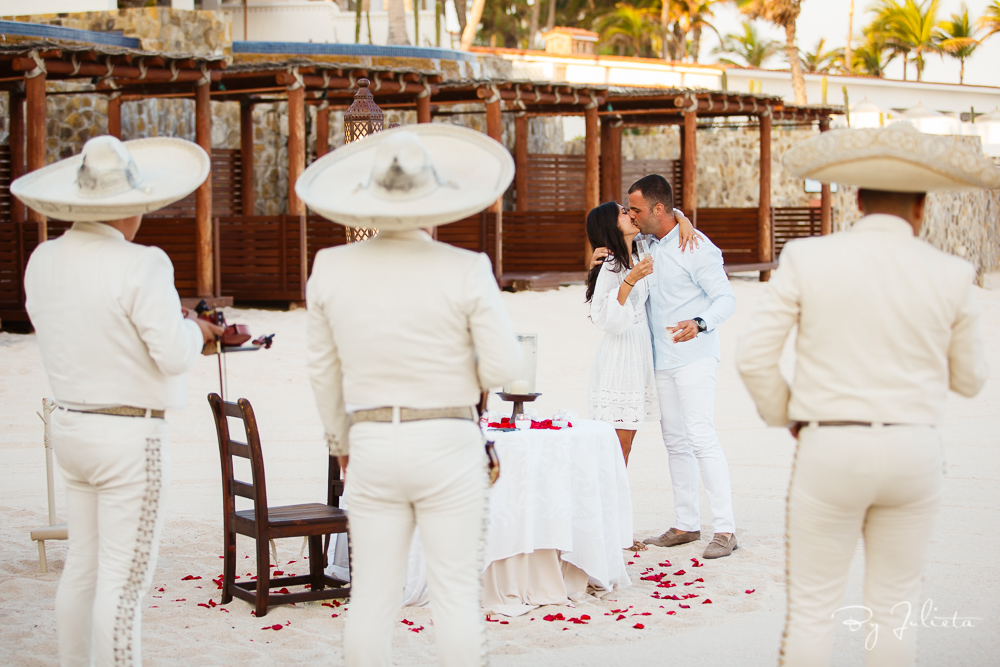 cabo engagement photography