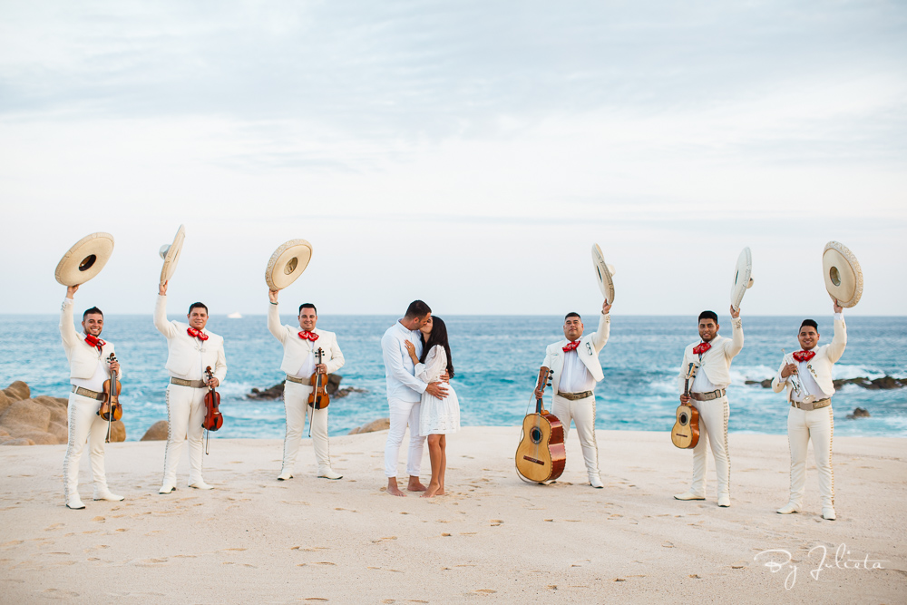 los cabos engagement one and only