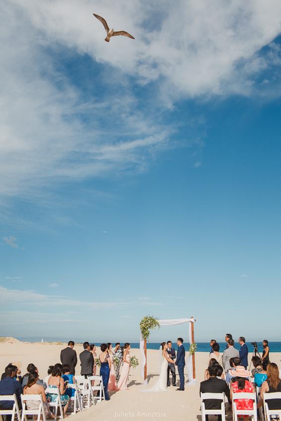 beach cabo ceremony