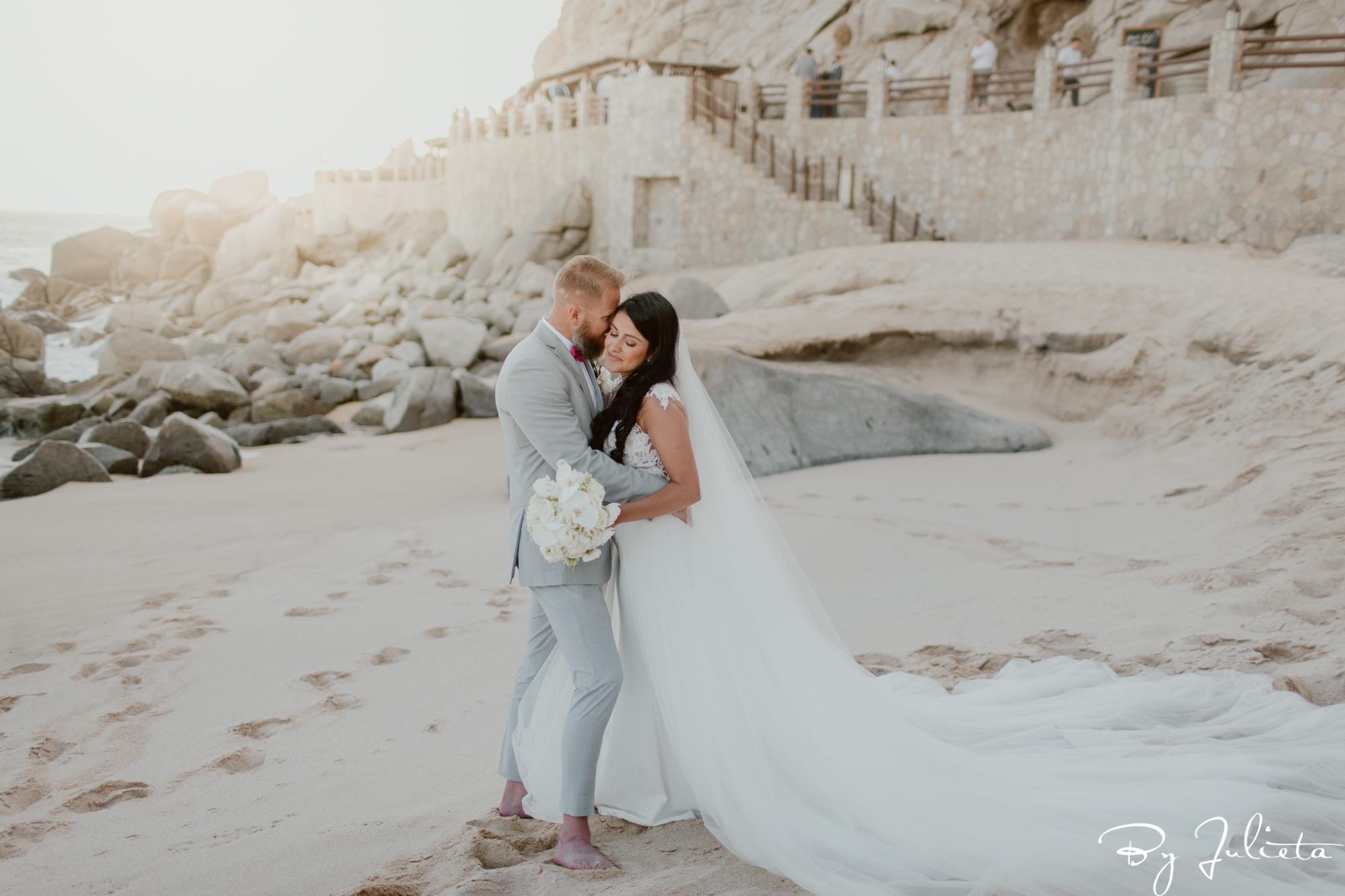 The Resort at Pedregal Wedding. T+C. Julieta Amezcua Photography.570.JPG