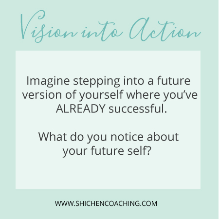 Vision Into Action Quote 1 Shi Chen