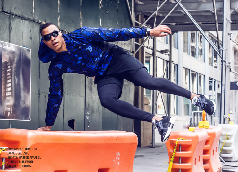 The Expert Of All Things Athleisure - I TEAMED UP WITH DISTINCT HOMMETO SHARE SOME QUICK WORKOUTS THAT'LL KEEP YOU IN TIP TOP SHAPE IN YEAR ROUND ADDITION TO BEING STYLISH, SHOWN IN SOME OF LATEST FITNESS GEAR FROM TOP BRANDS.