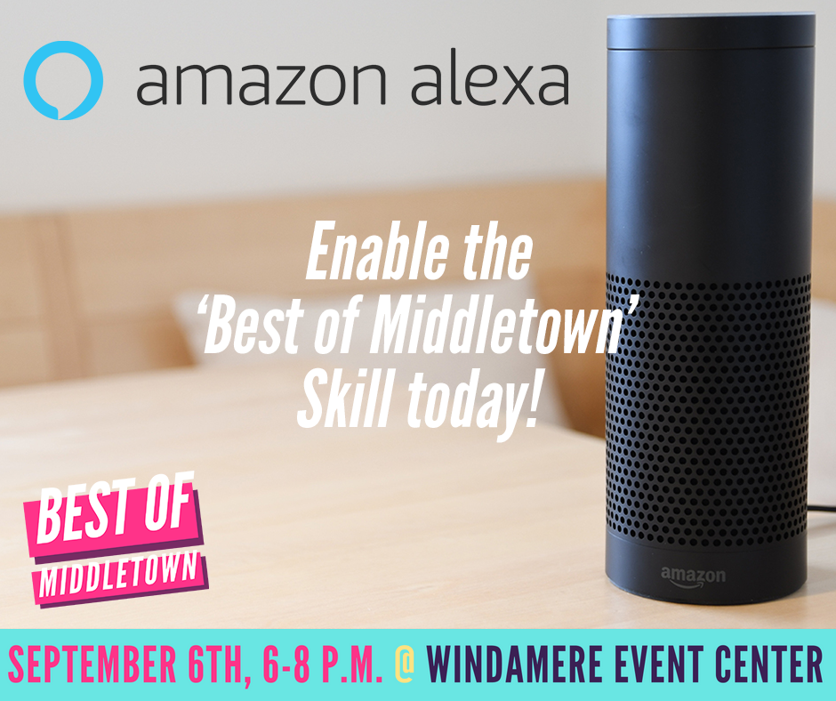 Alexa Skill - Available Now on all Echo Devices!