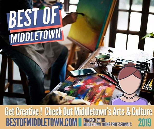 Hey! Who's heading Downtown for Art Around Town- May First Friday ? There is some wonderful stuff going on! After you visit your favorite places, be sure to vote for them at Best of Middletown!  bestofmiddletown.com/voteart  #thisismiddletown #wearemiddletown #middiemagic #middletownyoungprofessionals #youngpros #youngprofessionals #visitmiddletown #downtownmiddletown #middletownohio #ohiogram #ohioexplored #butlercounty #ohio #513 #livelovemiddletown #bestomiddletown #bestof #bestofthecity #bom