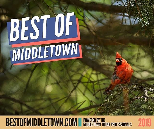 A little birdie told me that there are only 3 more days left to vote! All the Best of Middletown Winners will be announced at out Best of Middletown Special Event! Tickets are on sale now! 🎫⏳ bestofmiddletown.com