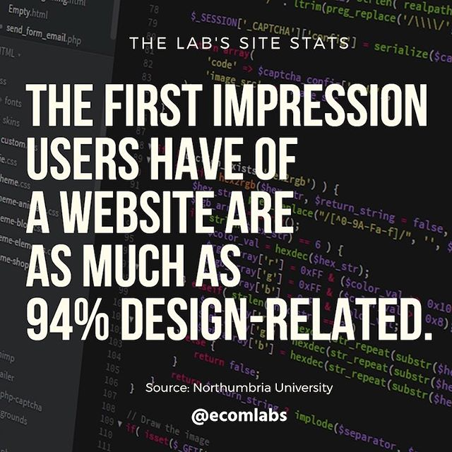 First impressions matter… and in the digital world good design and a solid user experience is the secret sauce that turns a visitor into a customer. . Try to update your website at least once every 2 years to make sure you don't fall behind the curve. . Technology moves fast so what worked last year might not be the best option now, so keeping your digital presence up to date is an essential part of being the best in your field.