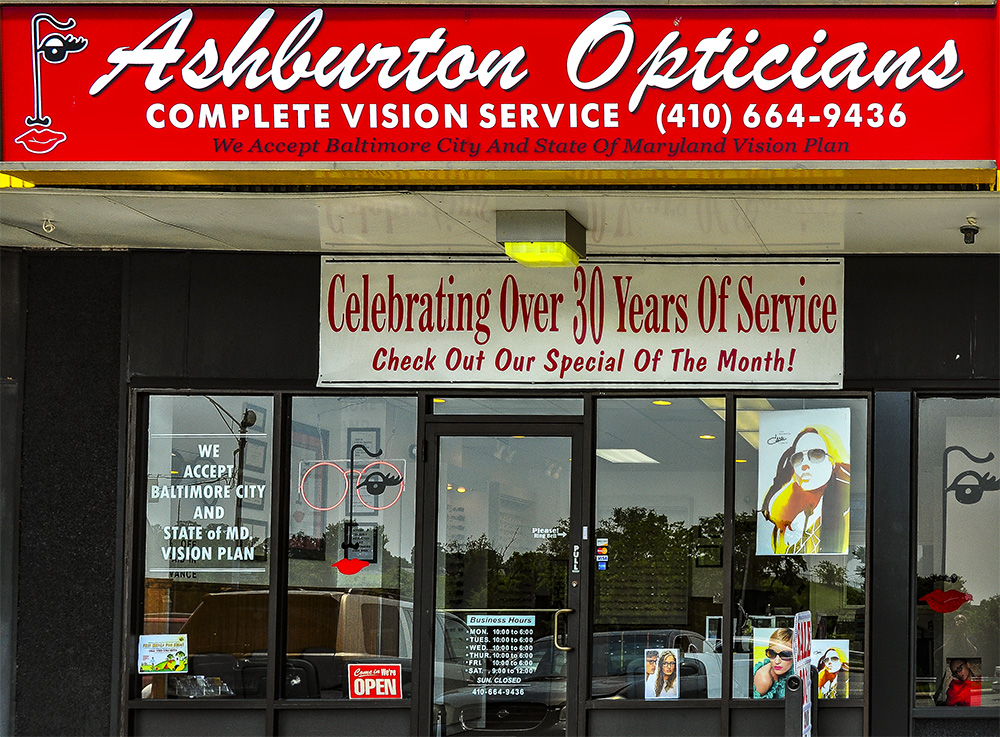 Ashburton Opticians