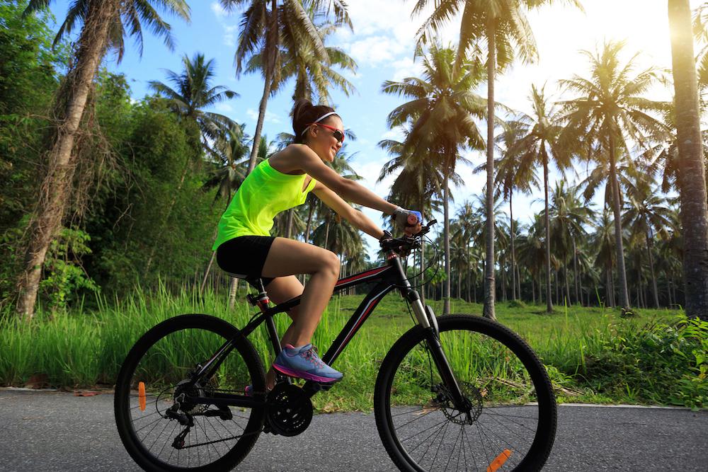 Cuba Adventure Company Biking the Coast of Corrientes Bay