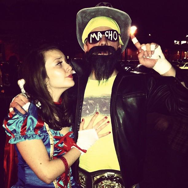 2013 – Macho Man Randy Savage