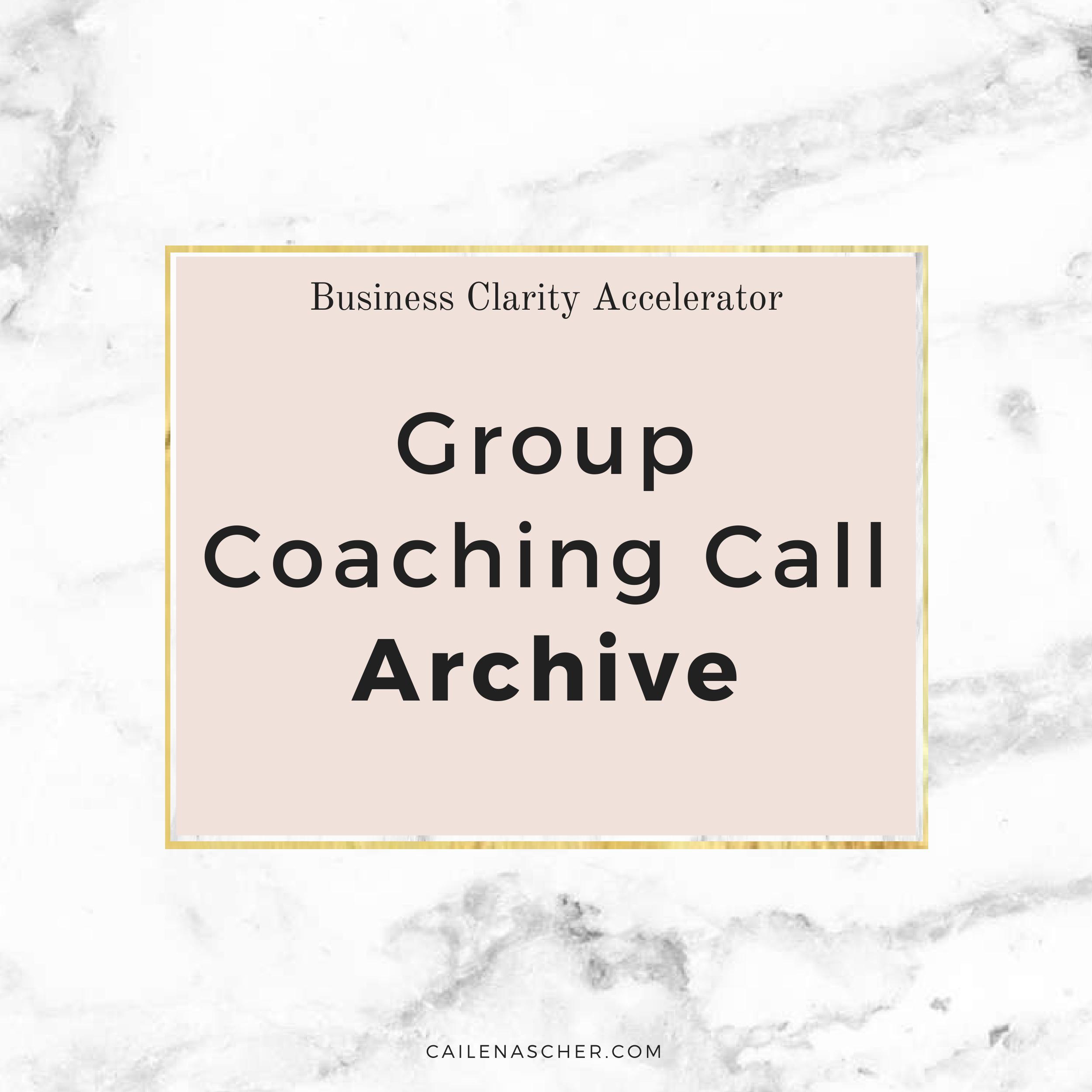 BCA - Bonus - Group Coaching Call Archive.jpg