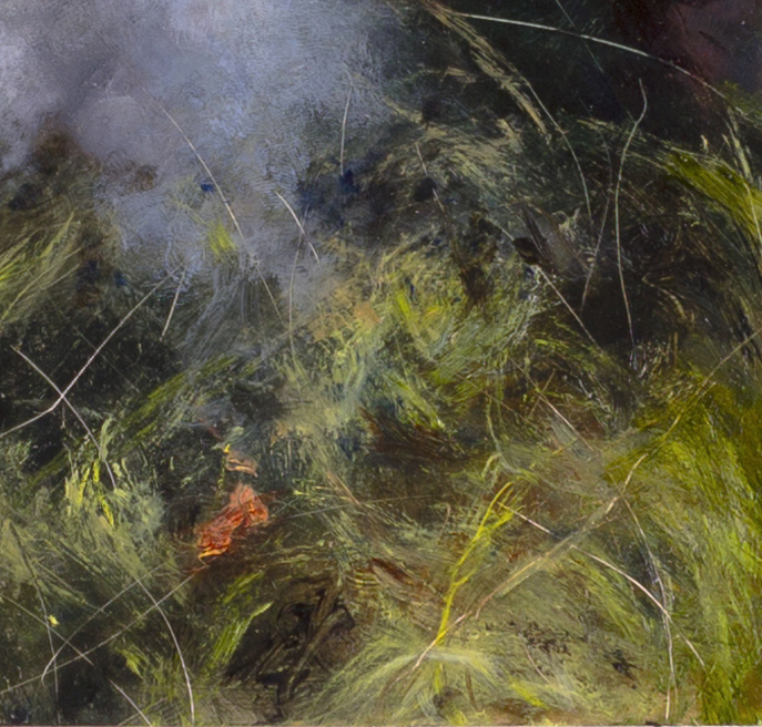 Controlled Burn 9, detail