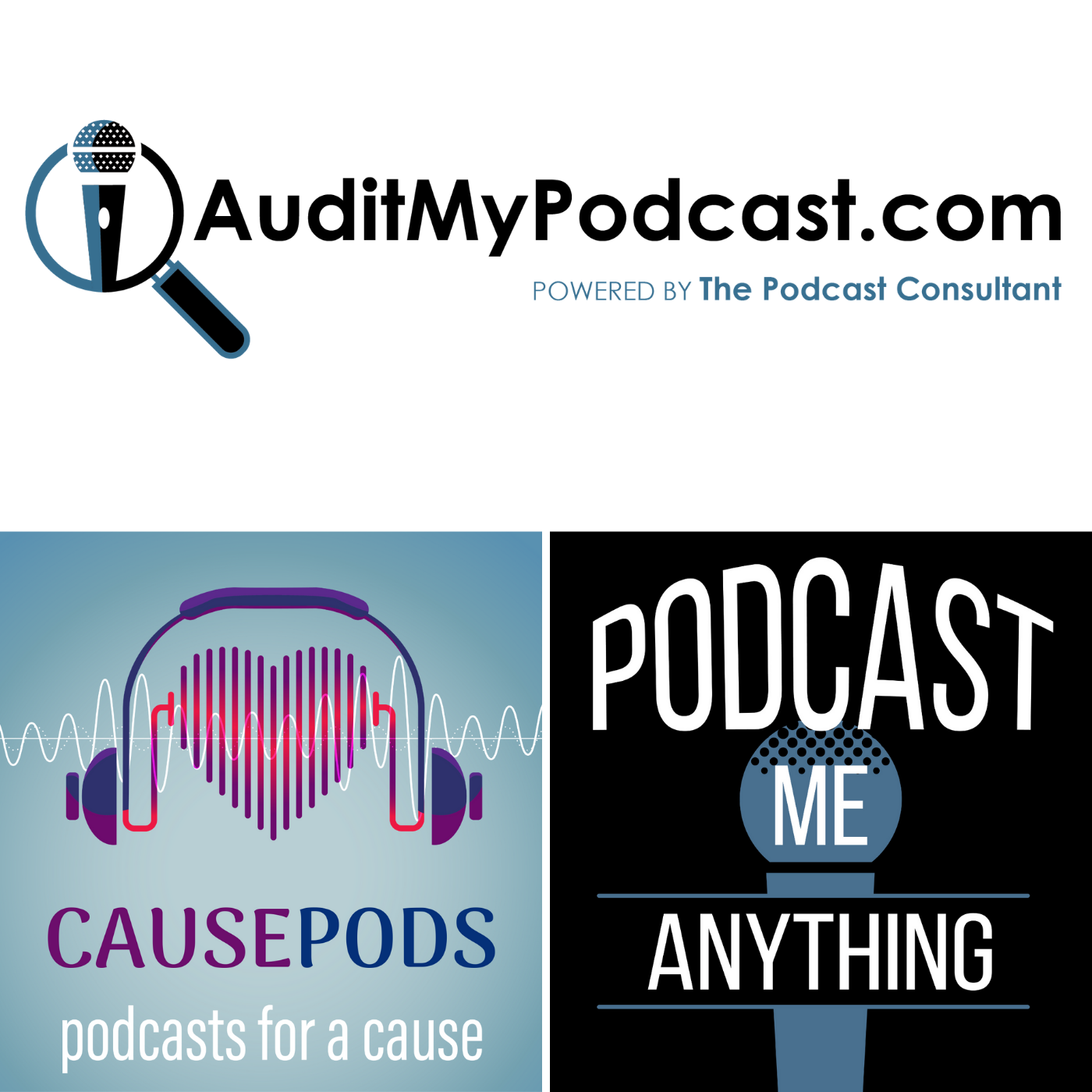 Audit My Podcast Causepods Podcast My Anything Mathew Passy Bio