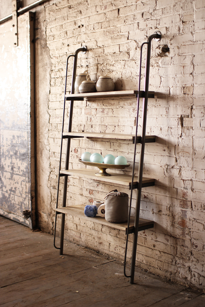 Pipe Shelf