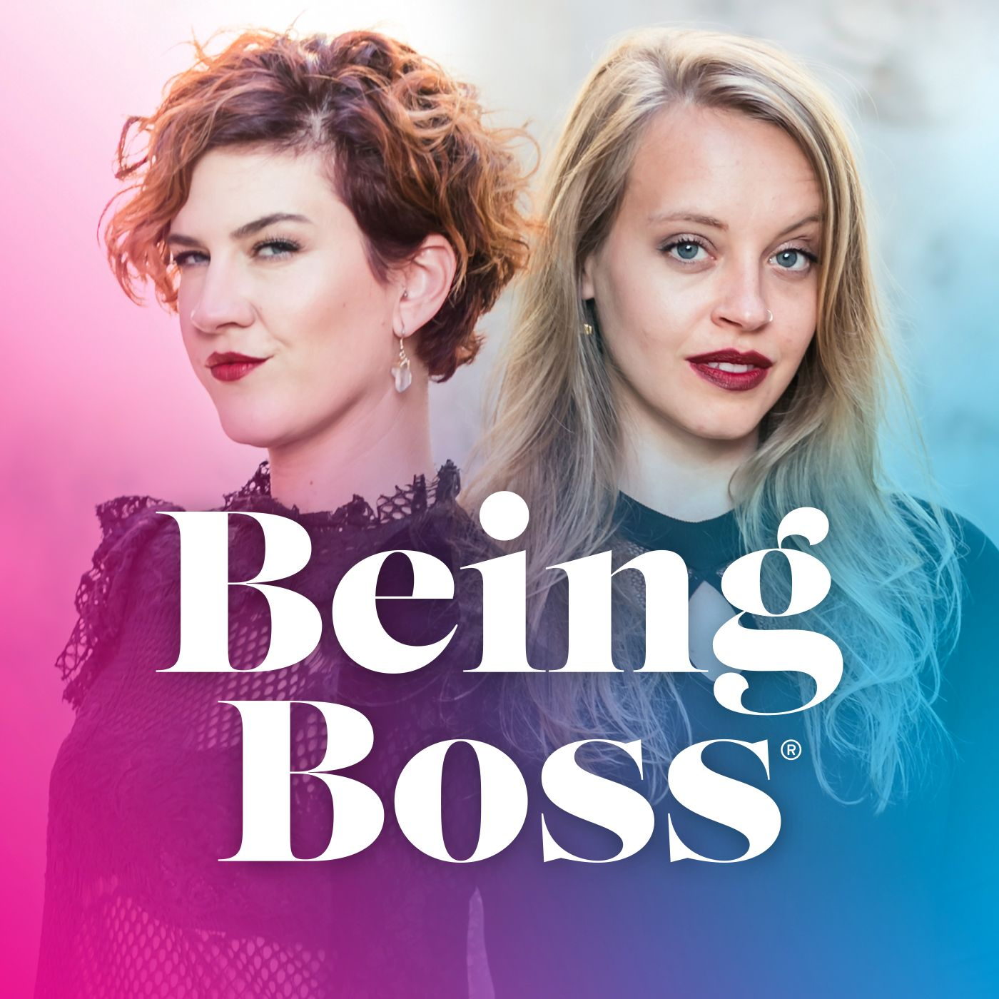 Being Boss PodcastHosted by Kathleen and Emily - These ladies are awesome! This podcast was a major game changer when it came to encouraging me to DO THE THING and leave my full-time job! They talk about pricing, communicating with clients, landing jobs, being the CEO of your biz and loads more.
