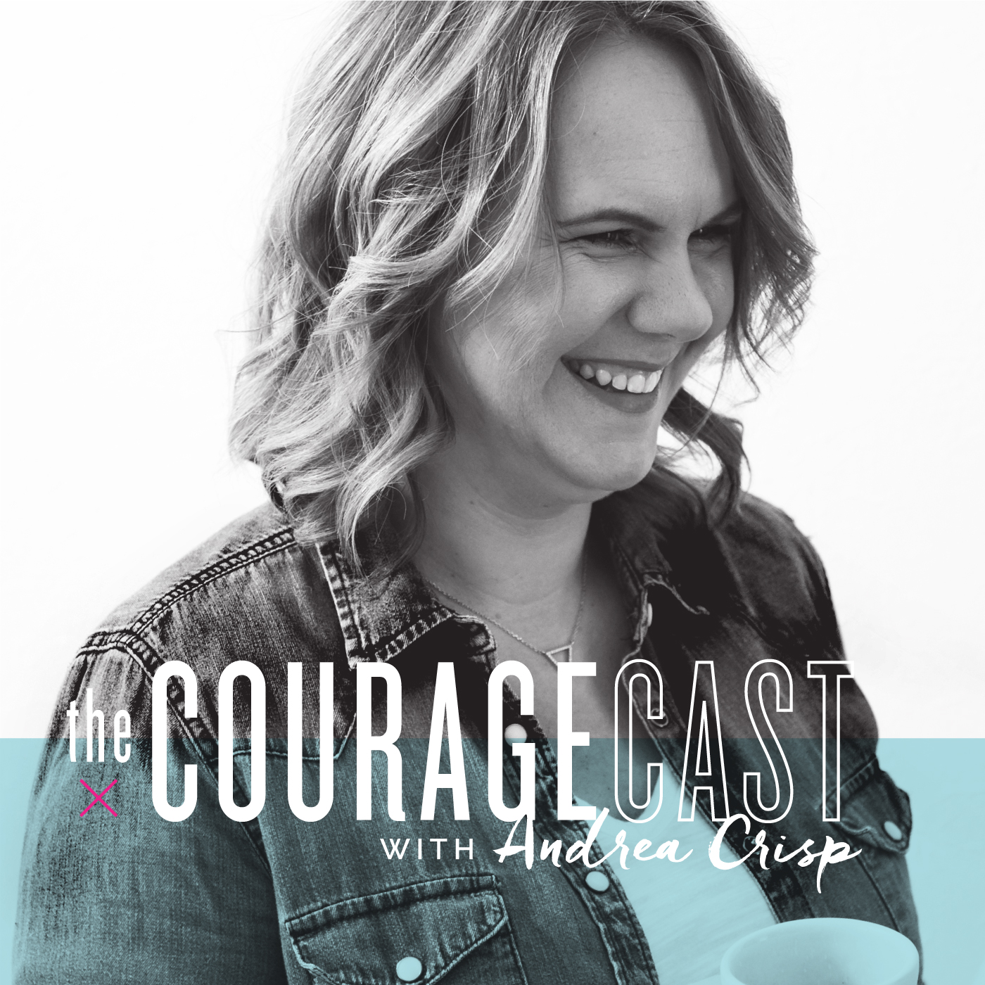 The CourageCastHosted by Andrea Crisp - Andrea is a life coach, and her podcast is all about empowering women to live bravely and be courageous. She interviews amazing women with inspiring stories!