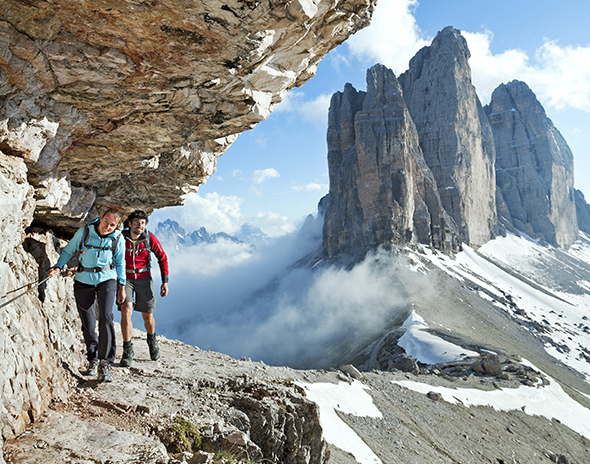 The Dolomites in Italy look UNREAL!