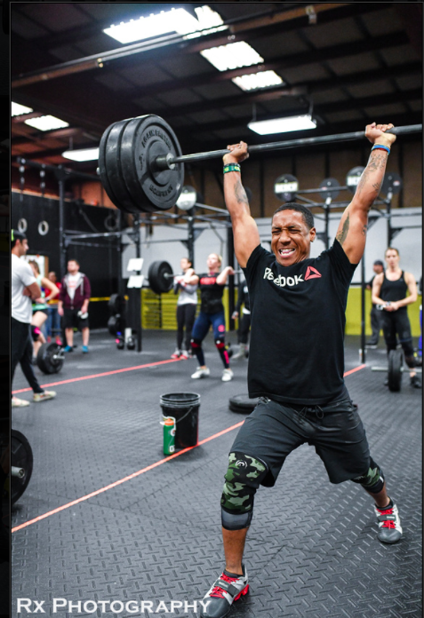 It wasn't easy at CrossFit Reach, but we pushed through and wrapped up 8th in the RX division.