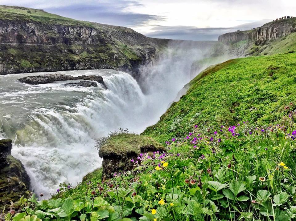 Gullfoss Waterfall and was unbelievable. ..That's why we've included it in our trip itinerary!