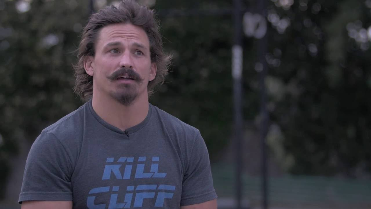 Josh Bridges - KILL CLIFF athlete and former Navy SEAL