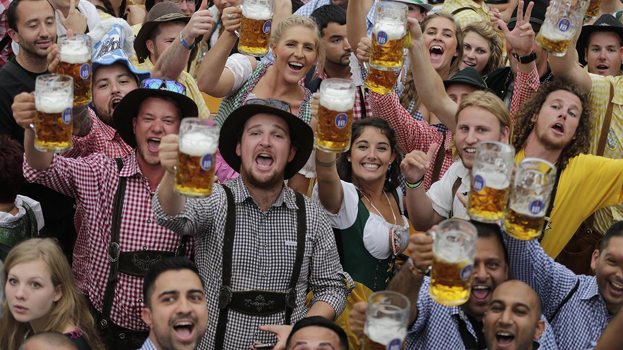 It doesn't matter what tent you hit - they are all a blast. Just don't forget to PROST!
