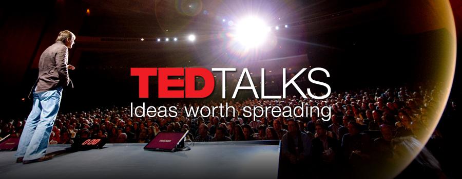 ted talk ideas worth spreading