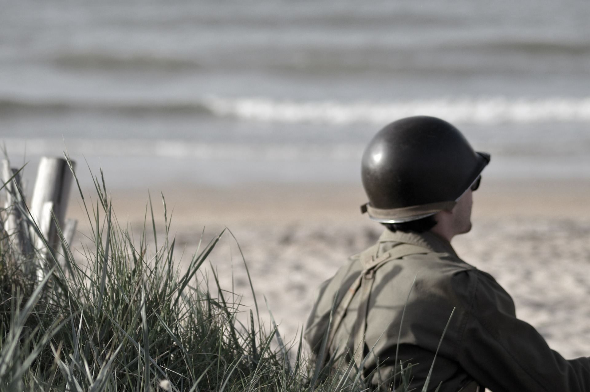 d day beaches, normandy