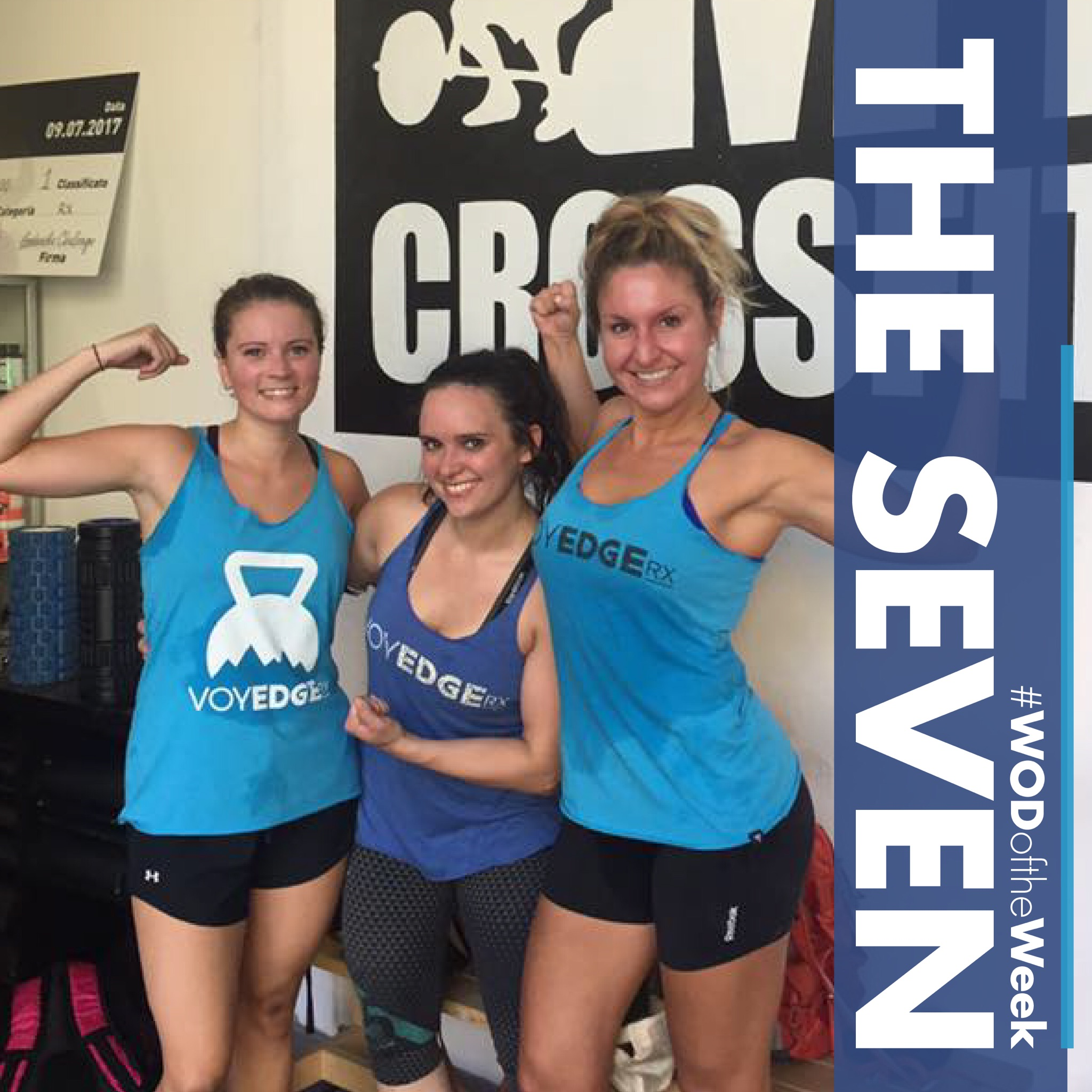 the seven crossfit workout