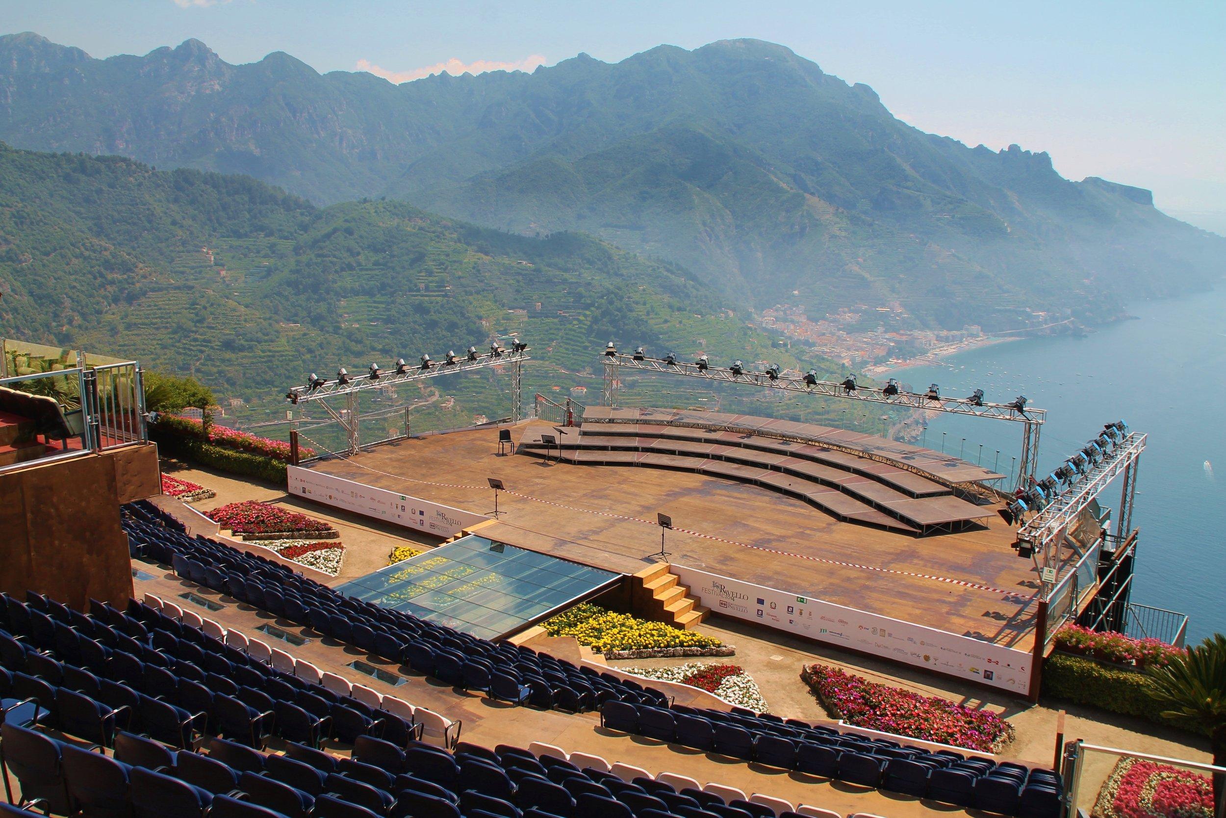 ravello amalfi coast voyedge rx travel fitness