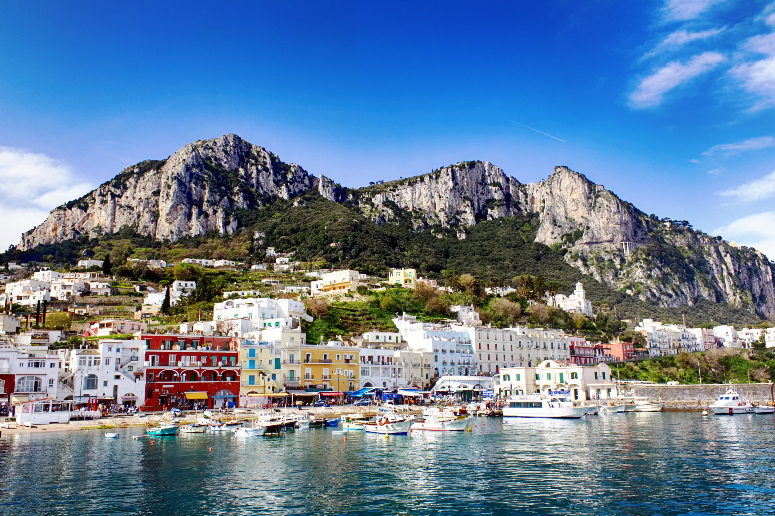 the island of capri voyedge rx travel fitness
