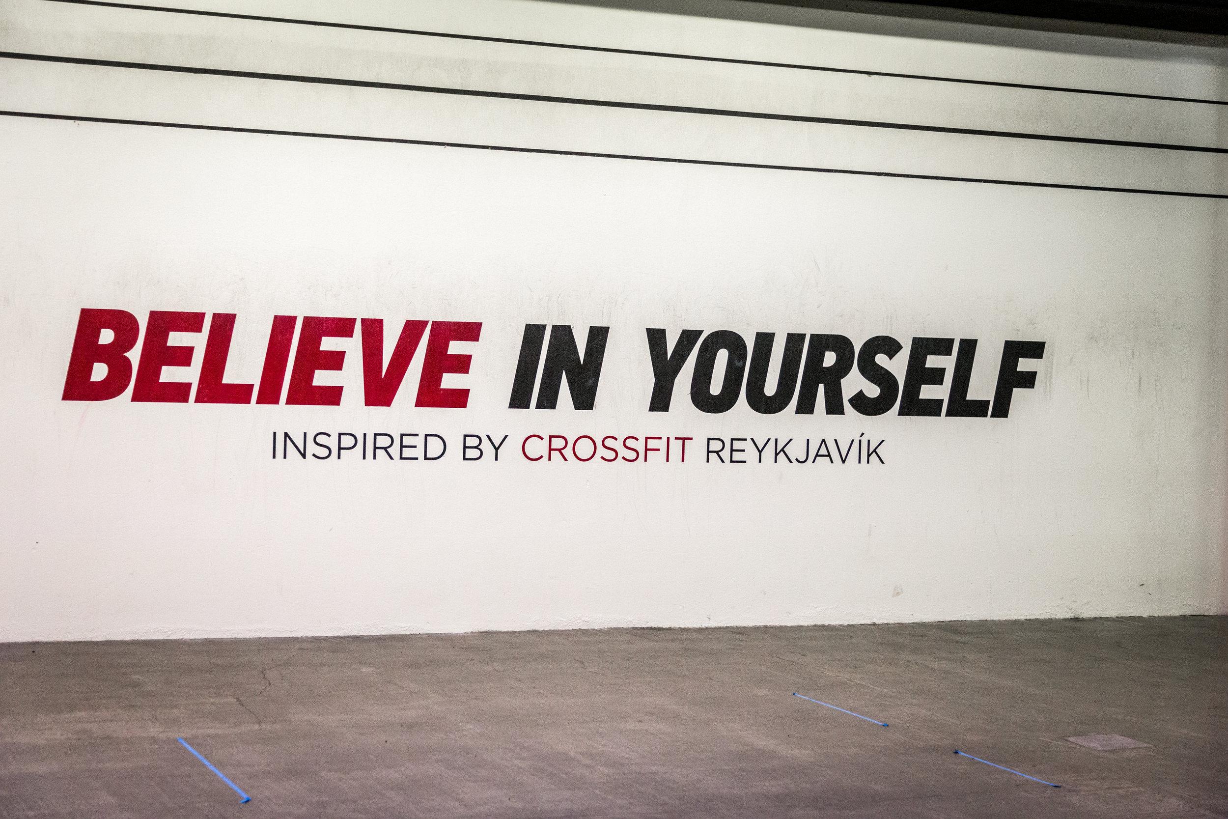 Motivation from @CrossFitReykjavik